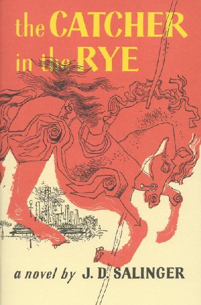 """the catcher in the rye the secret goldfish We hear a brief description of the plot of holden's brother db's story """"the secret goldfish"""" early in  and write in the style of the catcher in the rye."""
